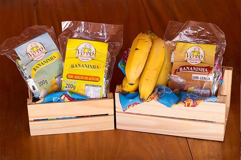 melhor sabor de bananinha