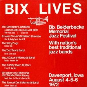Doc Evans LP Bix Lives