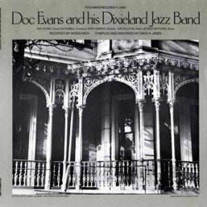 Doc Evans Folkways LP