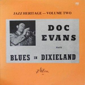 Doc Evans Jazz Heritage 2