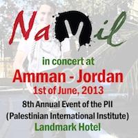 Navil in Jordan