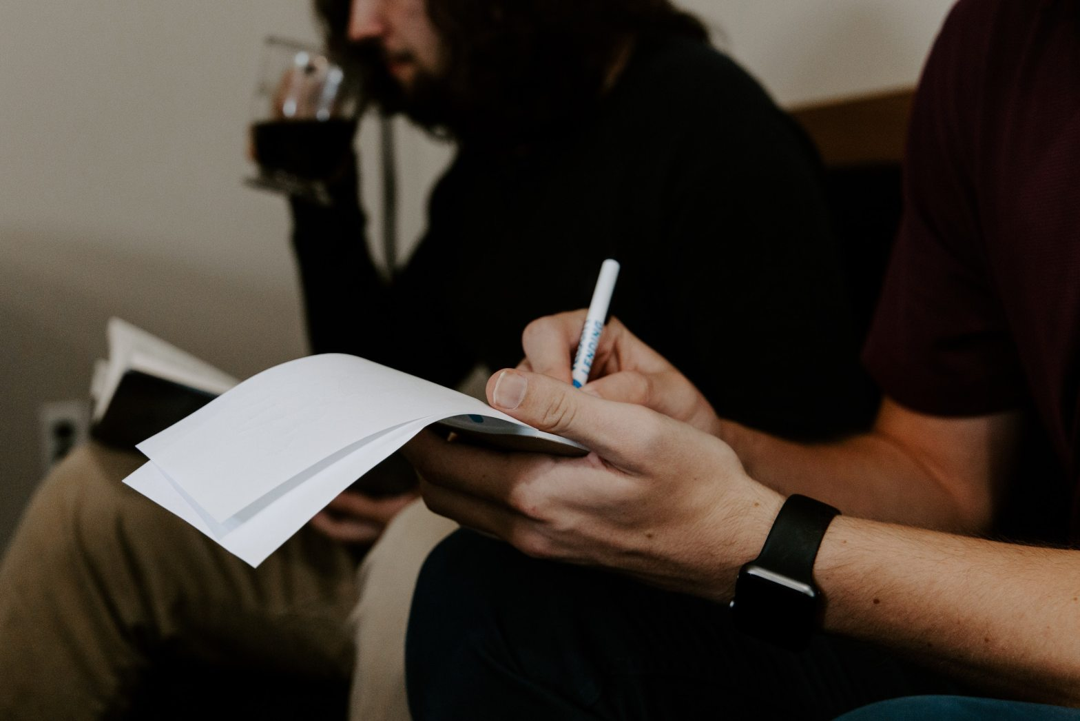 how to keep project meeting minutes