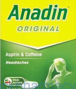 Anadin Original, 16 Tablets