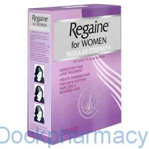 Regaine for Women 60 ml