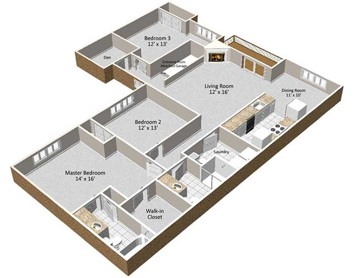 1, 2 & 3 bedroom apartment homes for rent   dockside village