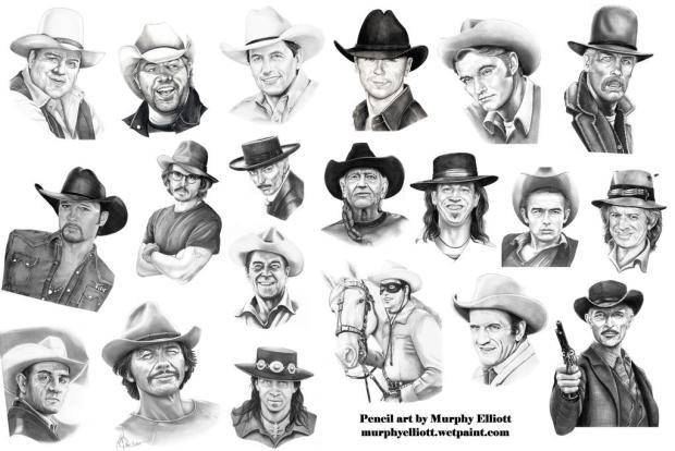 Murphy Elliot #DocMuscles Famous Cowboys