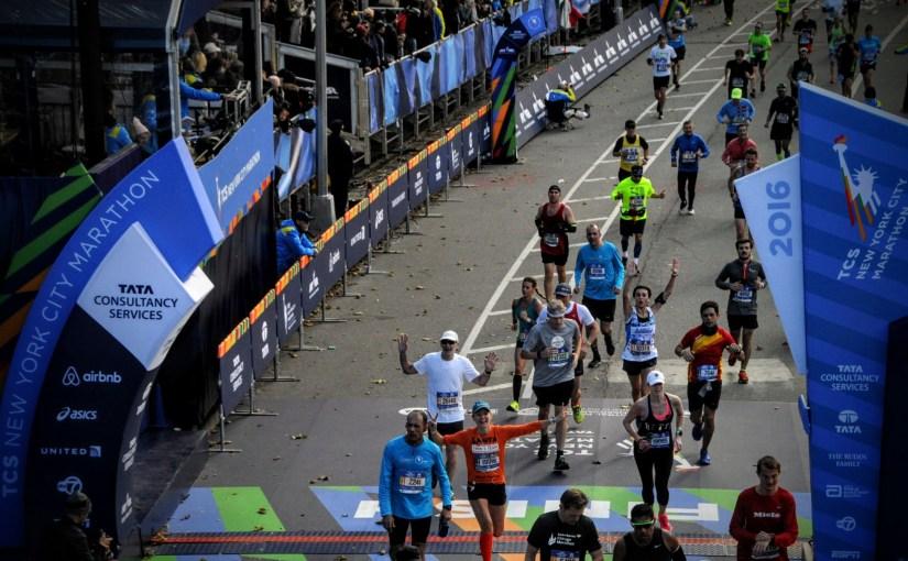 Why do I run marathons?