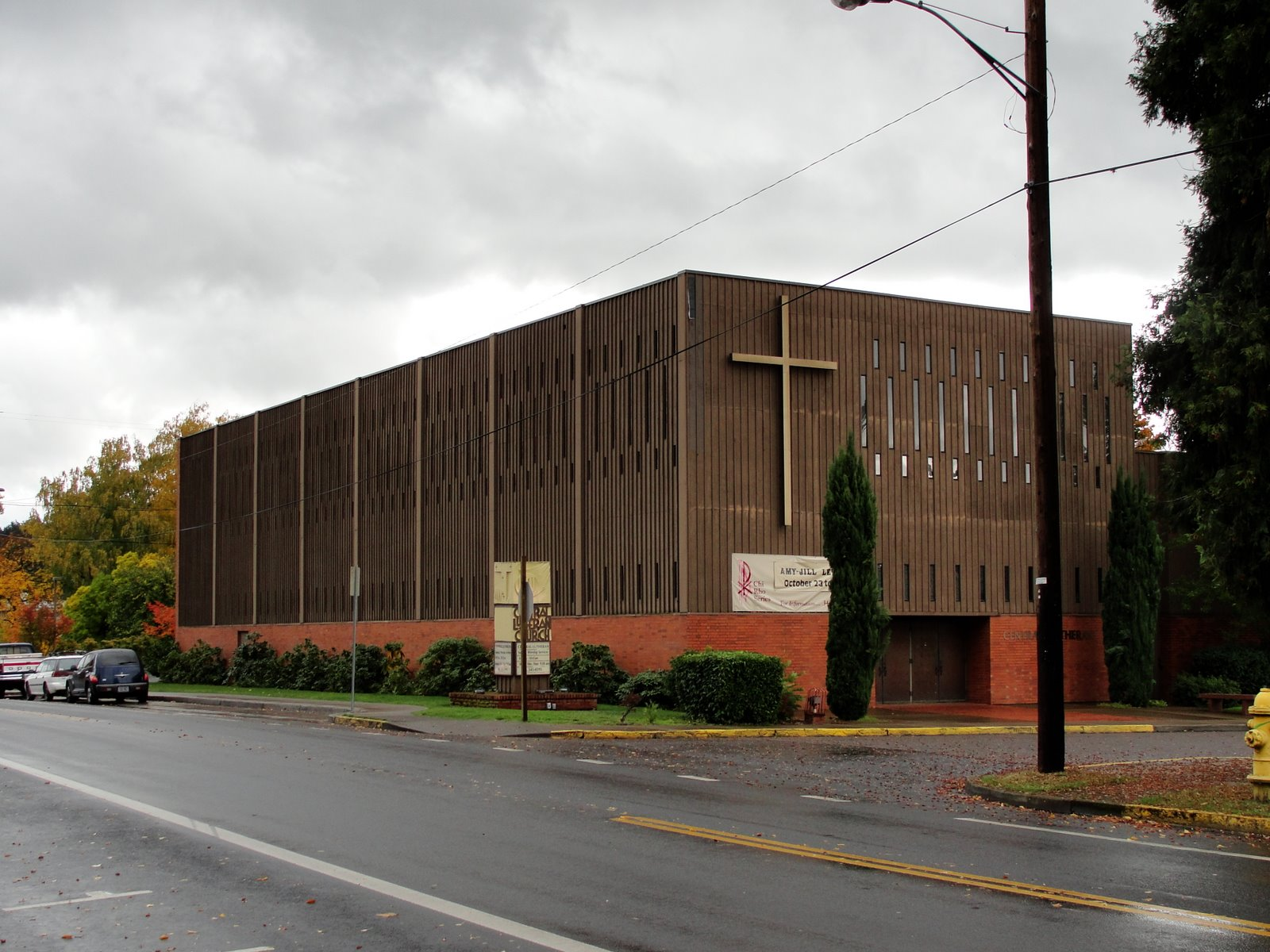 Central Lutheran Church of Eugene