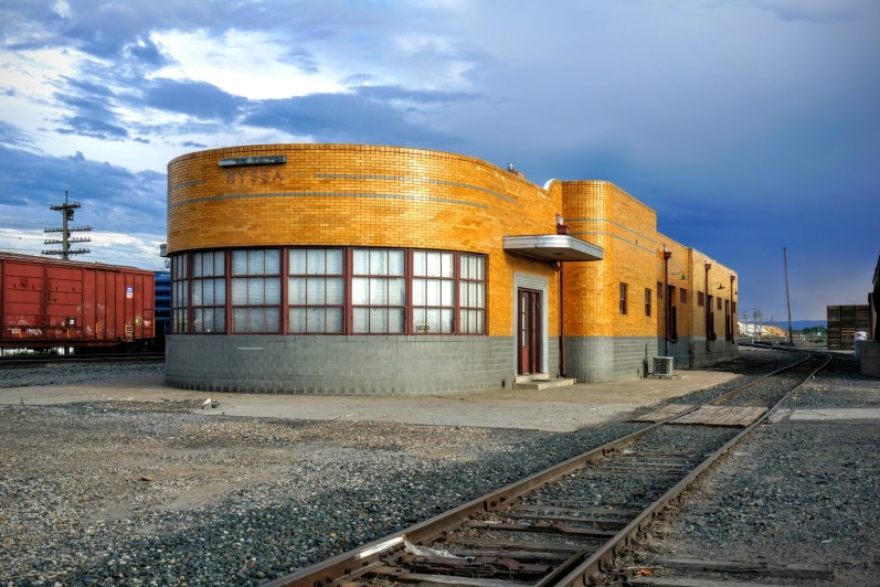Nyssa Train Depot