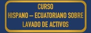 Lavado Activos Ecuador
