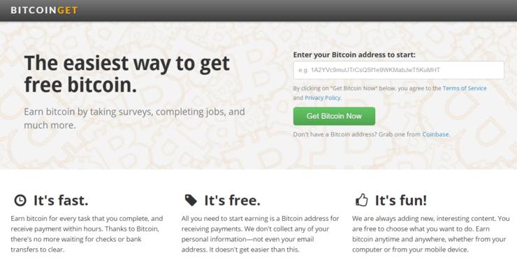 bitcoinget