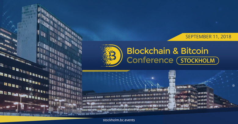 Sweden Will Host the Second Blockchain & Bitcoin Conference in Stockholm