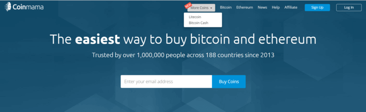 9 easy ways to buy bitcoin instantly safely via creditdebit card coinmama a super simple fast way to buy bitcoin with a visa or mastercard ccuart Choice Image