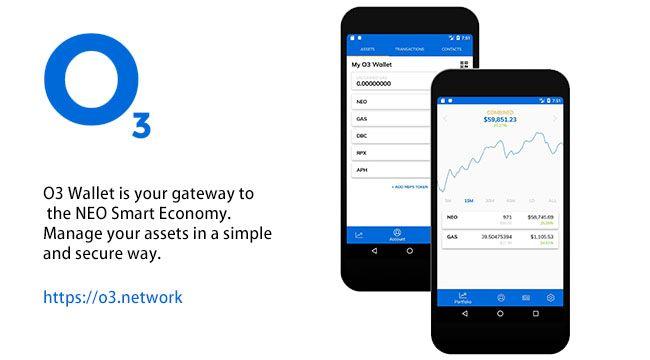 o3 mobile neo wallet
