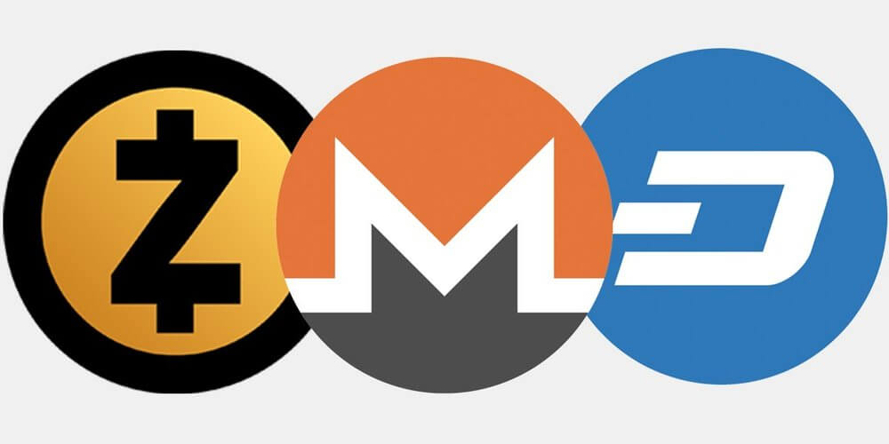 Zcash vs Monero vs Dash – What is the Best Privacy Coin?