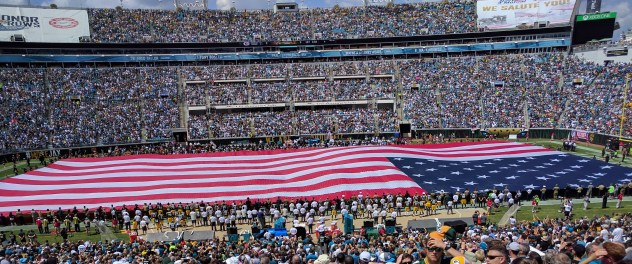 Jaguars vs Green Bay Opening Day 2016