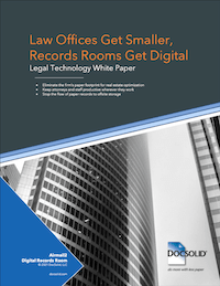 Free Legal Technology White Paper PDF - 7 Reasons to Upgrade to a Digital Mailroom Operation