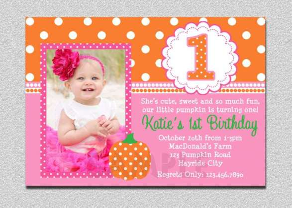 Birthday invitation Templates 3461