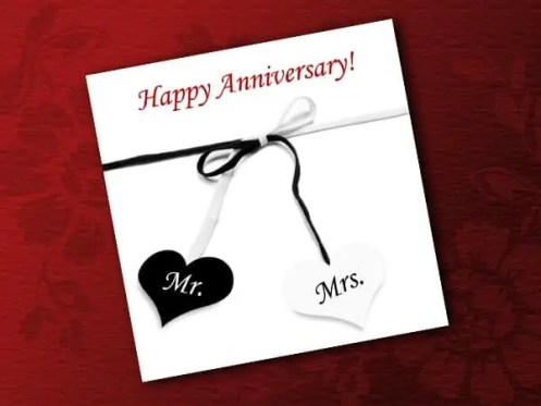 anniversary card template 594