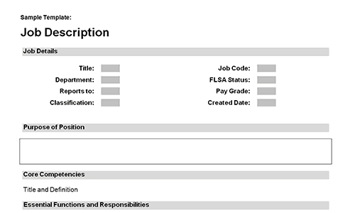 job description template 2642