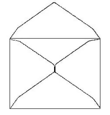 envelop template 154