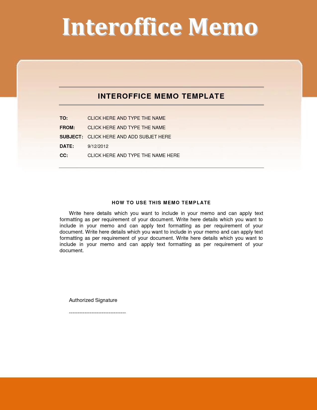 Professional Memo Template Memo Heading12 Professional Memo – Professional Memo Format Template