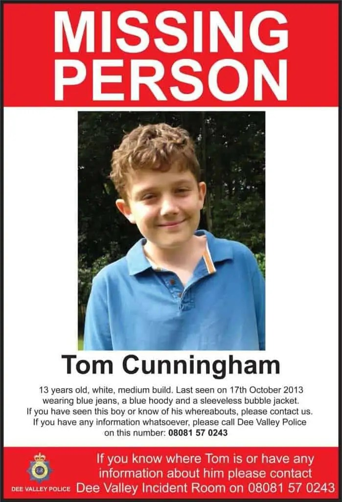 Missing Person Poster Template 5481  Missing Posters Template