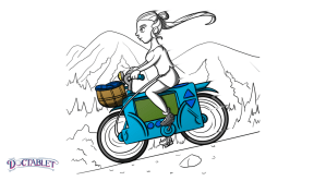 Insulin pumps: No scarier than riding a bike