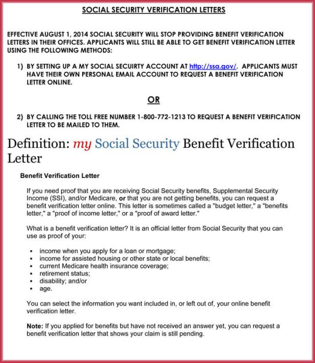 How do i get another copy of my social security award letter the ssa award letter sle social security benefits form template thecheapjerseys Image collections