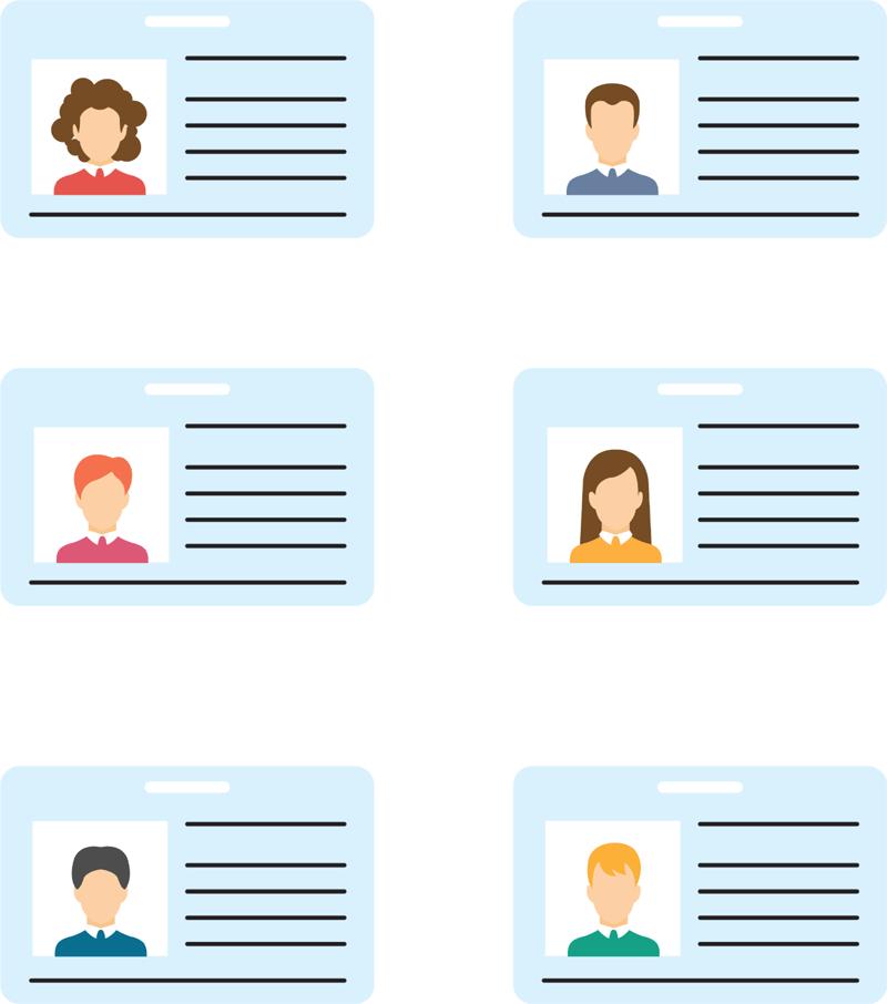 5 Name Tag Templates To Print Custom Name Tags
