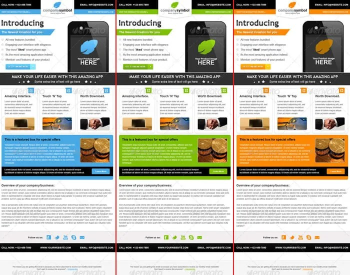Most support dei, but don't. Best Email Newsletter Templates Free And Premium Word Psd