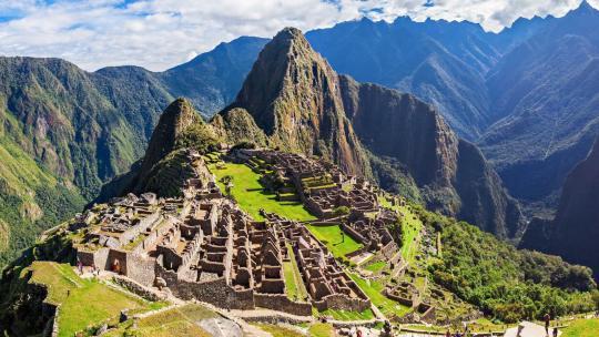 Combien ça coûte de manger dans un restaurant au Machu Picchu ?