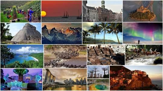 5 pays incontournables à visiter en 2021