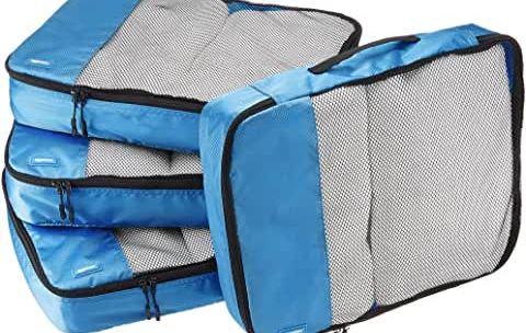 Les meilleurs sacs de rangements voyage > Comparatif, Test et Avis