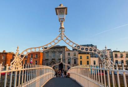 Dublin est la plus grande ville d'Irlande.