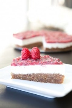 cheesecake_framboise_ricotta_psyllium_ricotta, cheesecake framboise