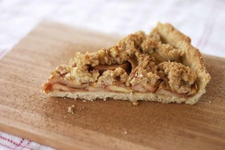 part-tarte-aux-pommes-façon-crumble