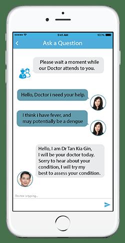 doctor2u live chat