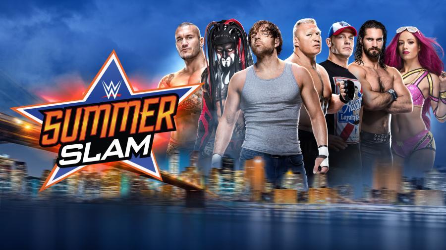 WWE Summerslam 2016 Predictions