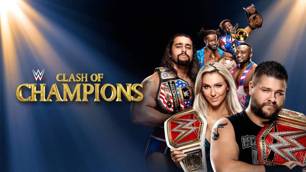 WWE Clash of Champions Predictions