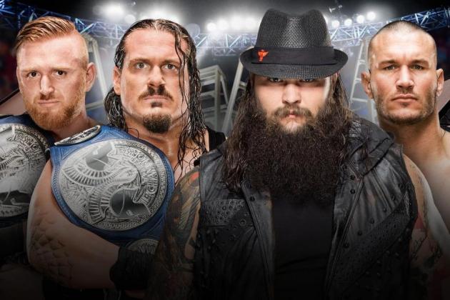 WWE TLC Predictions