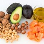 NUTRICION Y SALUD MENTAL: ÁCIDOS GRASOS