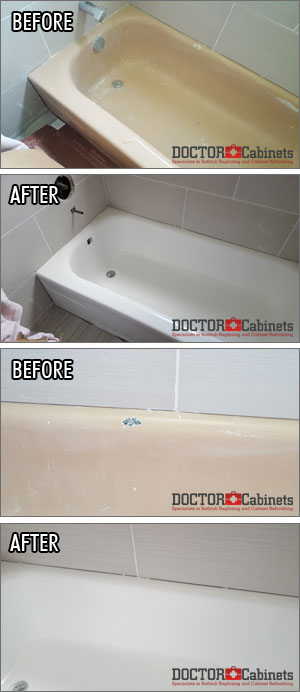 bathtub refinishing and reglazing boca