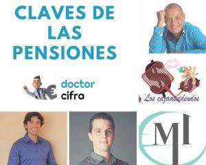 Claves de las pensiones por 11 expertos. 1ª Parte