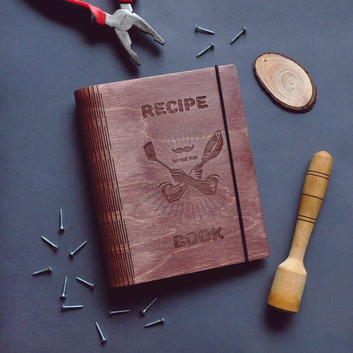 cooking book valentines day gift ideas