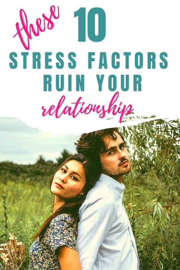 Relationship Stress| 10 Reasons you stress in your relationship more than you want to.