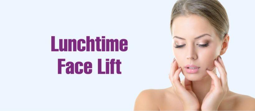 Lunchtime Face Lift with Vladimir Doctor G Grebennikov of Timeless Skin Esthetics Dallas, TX