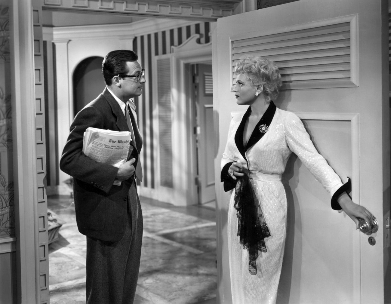 Image result for judy holliday born yesterday