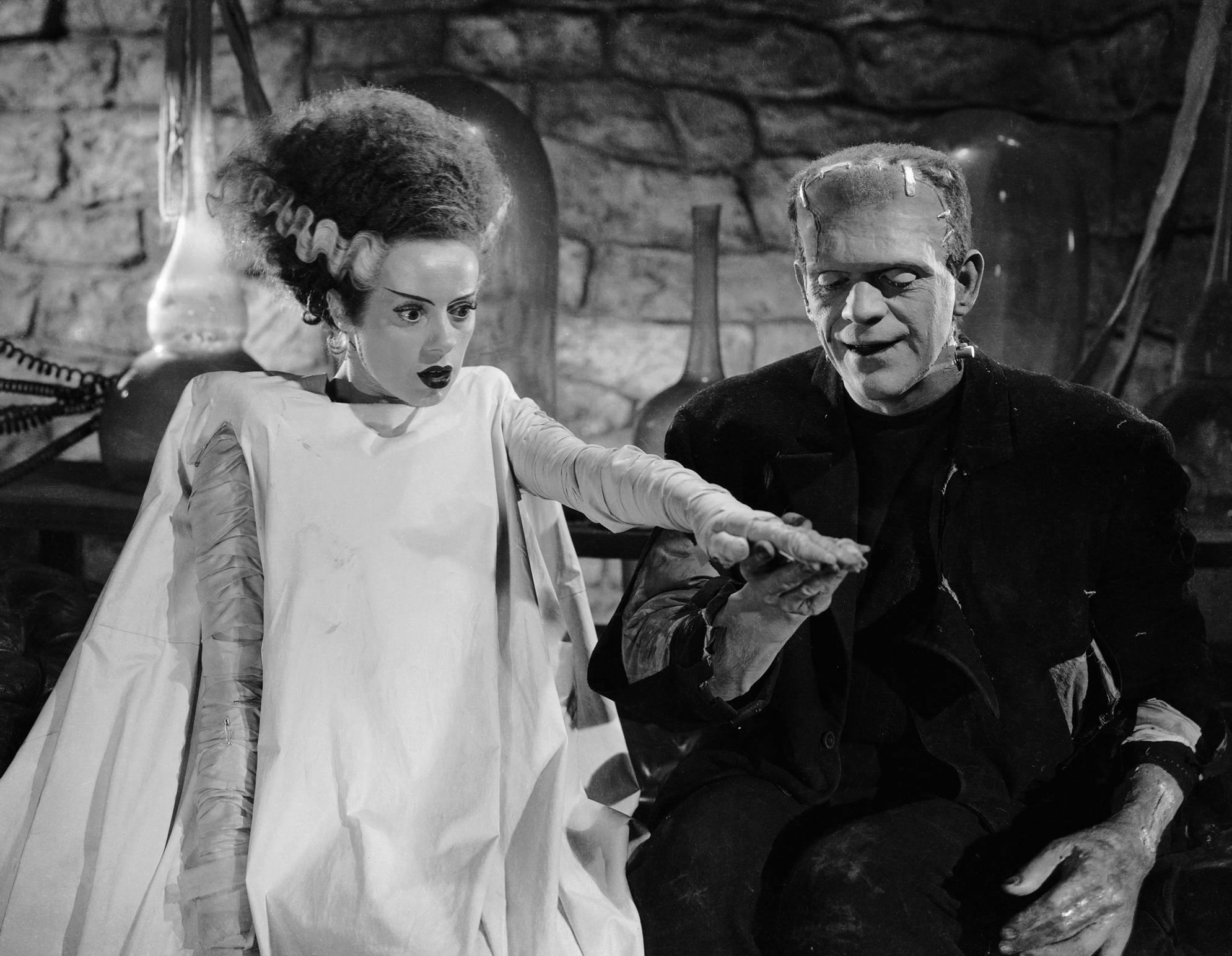 Bride Of Frankenstein Contradicts The 10