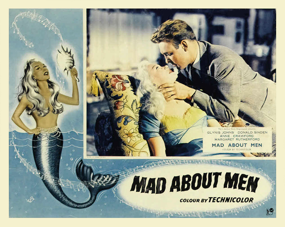 Image result for mad about men 1954 nicholas phipps